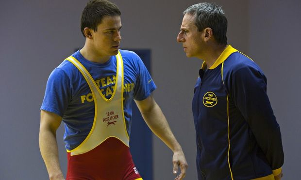 The wrestling tragedy provides Channing Tatum and Steve Carell with Oscar-bait straight roles yet is riddled with problems