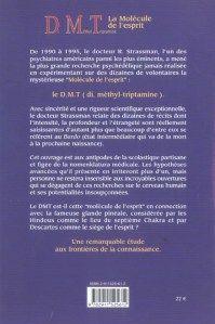 4ème de couverture du livre