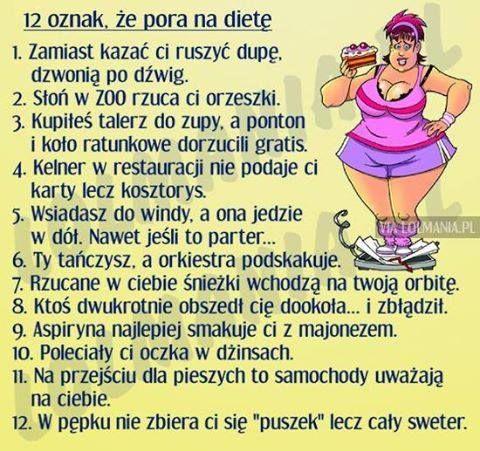 Pora na dietę
