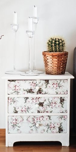 Do this for a yard sale dresser I find for apartment next year