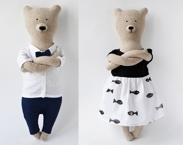 What do you bear today? http://knuffelsalacarteblog.blogspot.nl/2015/03/what-do-you-bear-today.html
