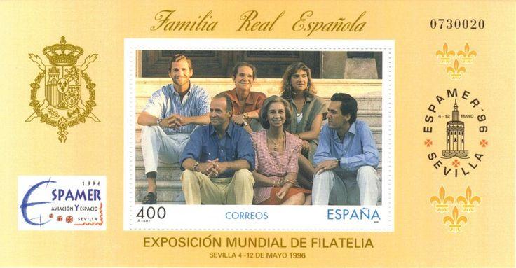 Familia Real - 1996