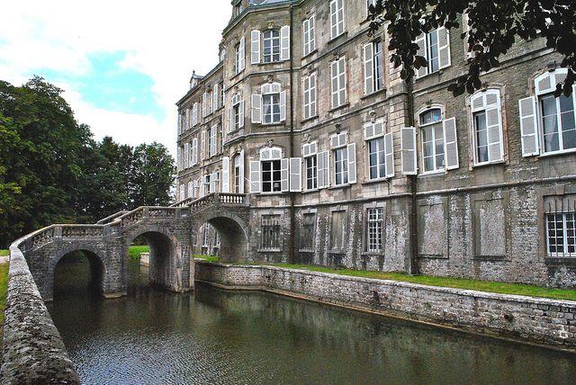 Château de Colembert - Nord Pas de Calais, Picardie