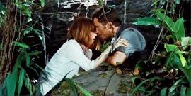 Now kiss. Claire x Owen