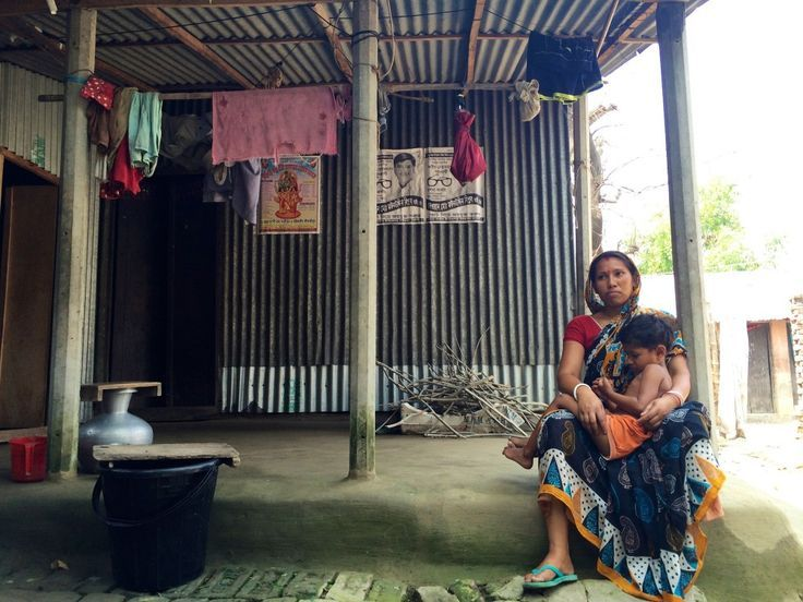 pinterest homes of poverty bangladesh | ARCHIVE Global Sets Out to Build Healthier Homes in Bangladesh