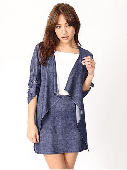 デザイン性のあるジャケットがポイント♪20代のスカートスーツコーデまとめ一覧です☆