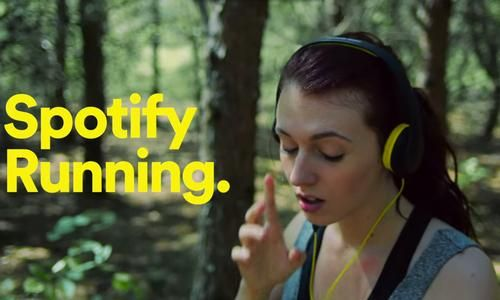 Spotify launches curated running playlists to match pace and preference