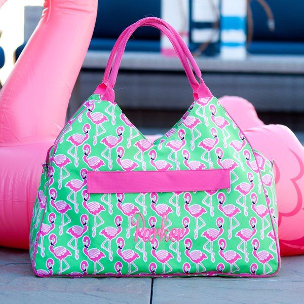 Tickled Pink Gifts has a wonderful selection of beach bags in the seasons most beautiful bright, vibrant patterns!  Visit our website to order!