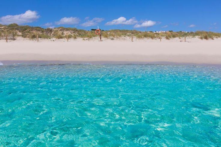 Lunga spiaggia di Son Bou