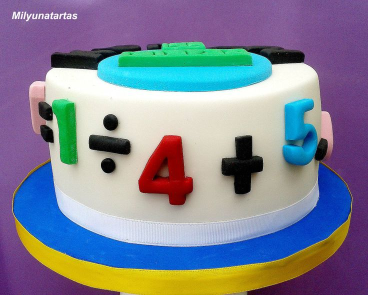 Love this KUMON cake!