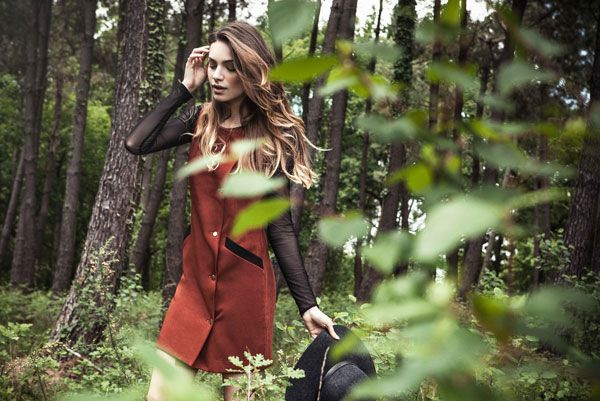 Shooting collection automne hiver 2015 black mojito for Shooting photo exterieur foret
