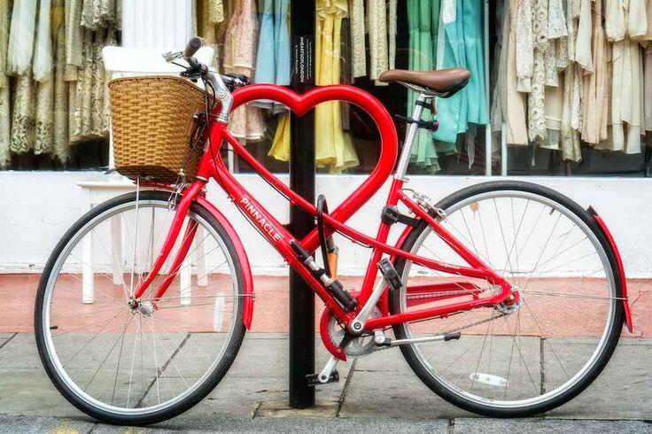 Ride2Love: una web para encontrar pareja ciclista