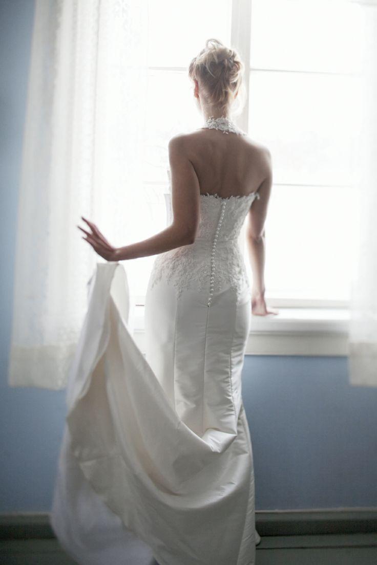 On a wedding day. Photo: Katja Lösönen, www.katjalosonen.com