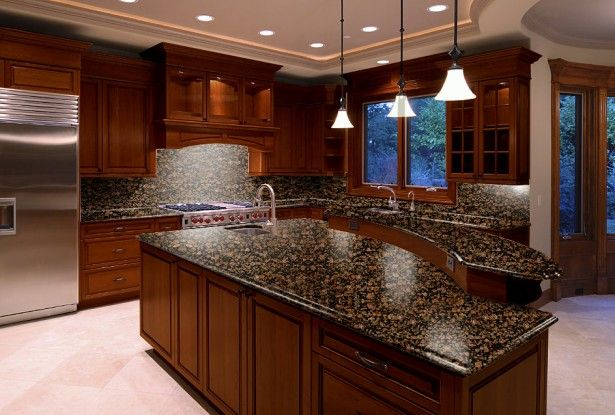 kitchen virtual pictures | Classy Granite Kitchen Countertop Virtual Kitchen Designer Shiny ...