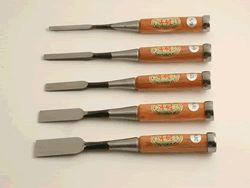Oire Nomi Japanese Chisels 710-1085 Oire Nomi Chisels Set of 5  710-1085