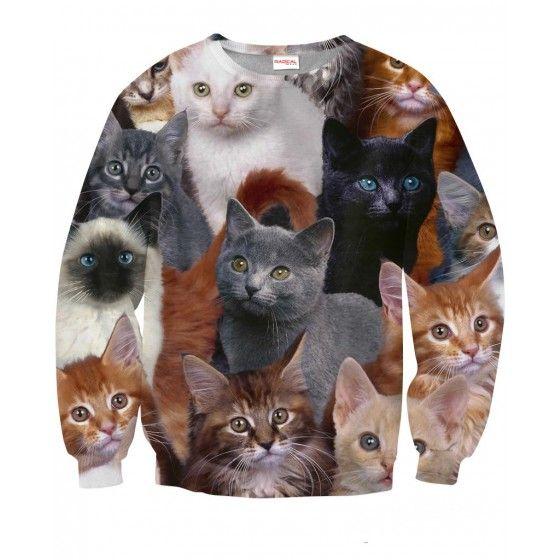 Fluffy Sweatshirt