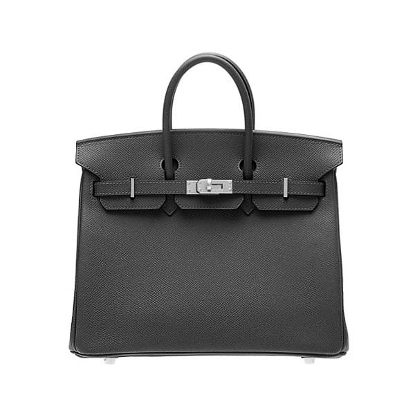 If you've been hankering after a luxury Hermes Birkin 25 for some time, Whether you are looking for a bag to bring to work and liven up a suit, a special bag to compliment an evening outfit, an everyday bag to go with your jeans or just a pretty scarf you can use as a fun accent piece; there is a Best Epsom leather Hermes Birkin bag 25cm Silver hardware Black H2036 made for each purpose.