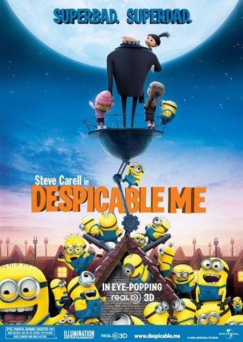 Гадкий я / Despicable Me (2010) HD 720 (ru, eng)