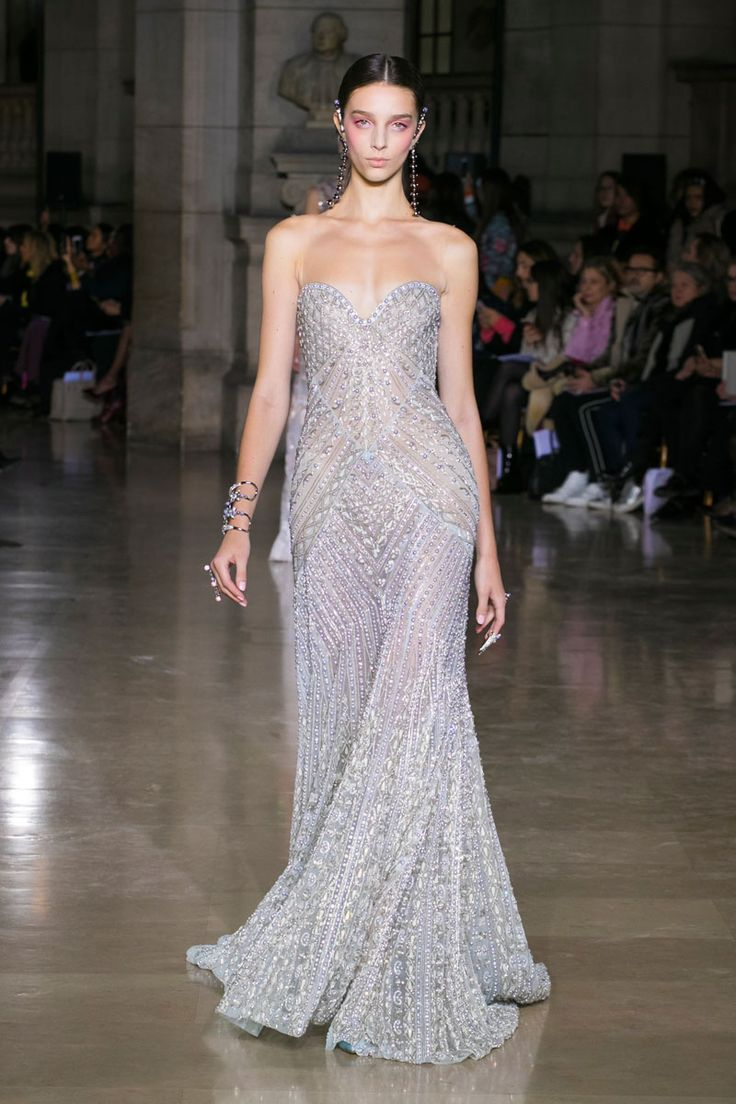 Georges Hobeika - Spring-Summer 2017 Haute Couture Collection | Designer Clothing