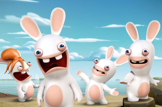 Nickelodeon to launch Raving Rabbids show on August 3