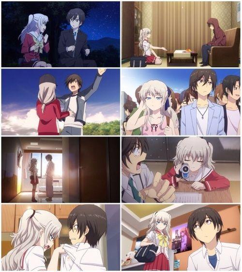 Imagen de charlotte, anime, and charlotte anime