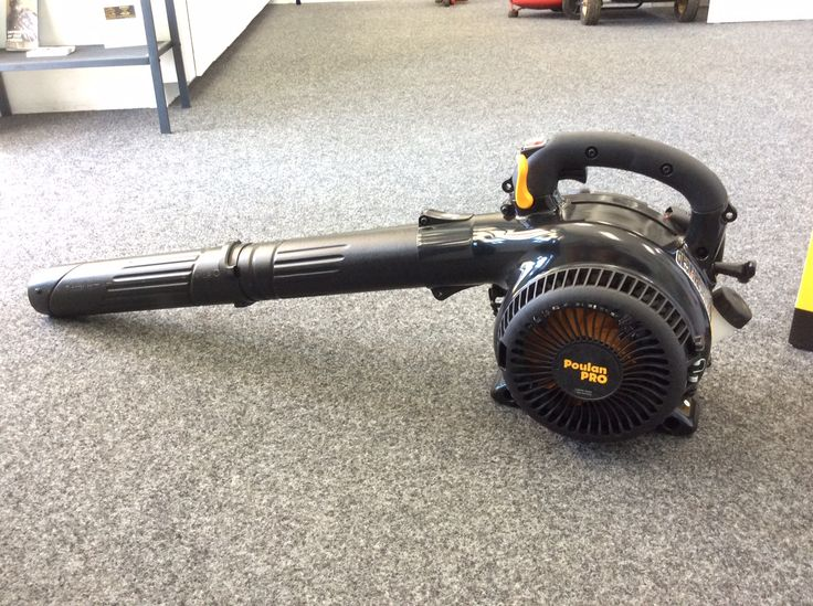 Poulan Pro Gas Blower PPB25 Priced at $109.99 available at Gadgets and Gold!