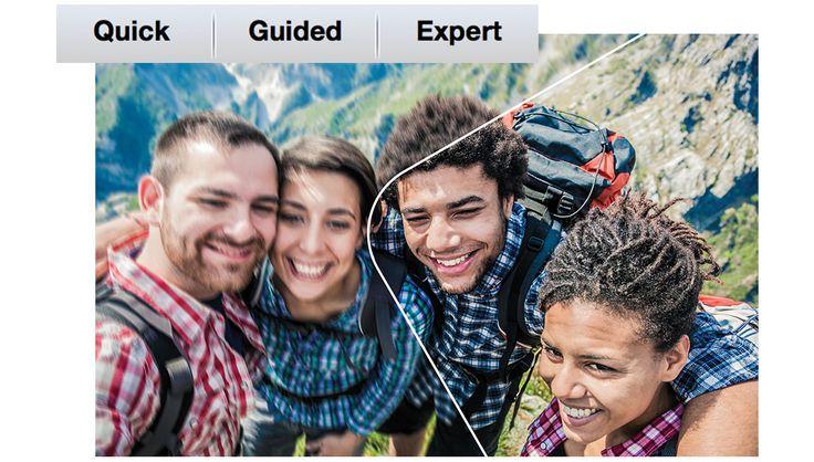 Adobe Photoshop element - beginner Editing program I'll think about getting