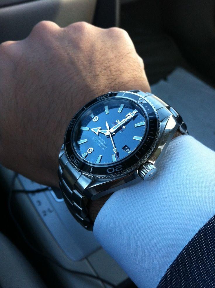 upoznavanje satova omega seamastera