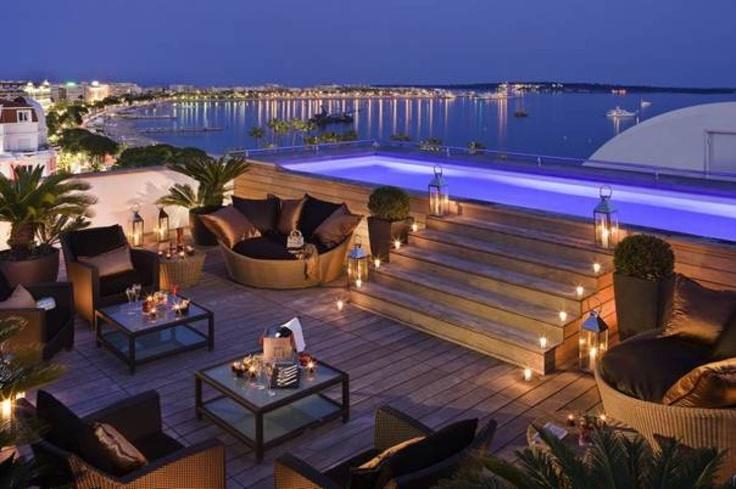 Hôtel Majestic Cannes Barriére