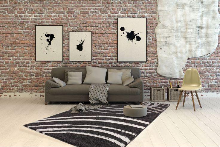 ber ideen zu anthrazitfarbene wohnzimmer auf pinterest wohnzimmereinrichtung. Black Bedroom Furniture Sets. Home Design Ideas