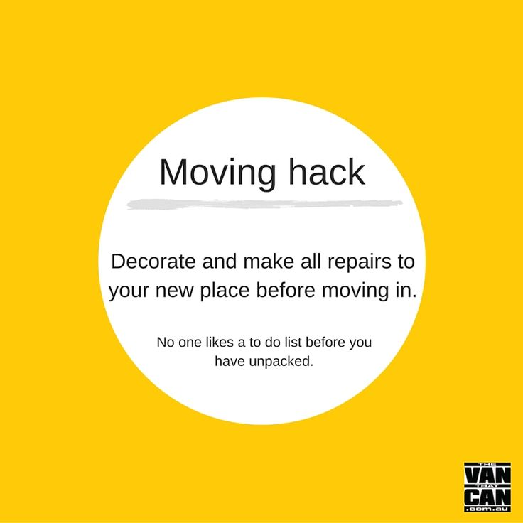 Moving hack