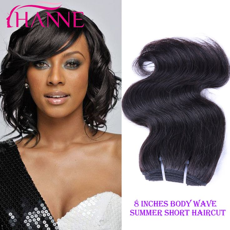 Cheap Hair Bundles 1 Piece 50g Malaysian Body Wave Hair Sale Malaysian Virgin Hair Short Weaves Wholesale Summer Hairstyle Weave