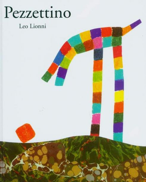 Pezzettino, di Leo Lionni
