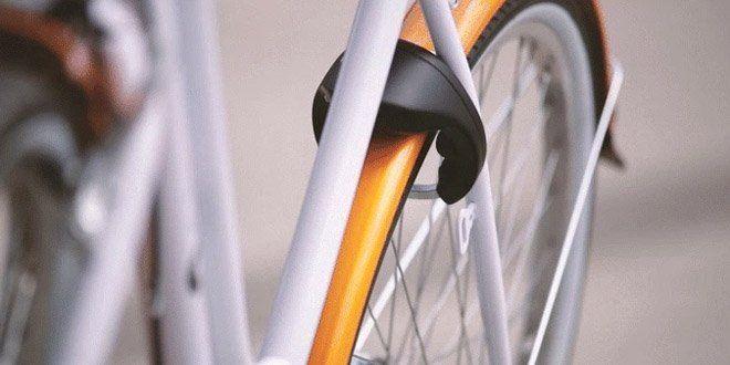 #Noticias - El nuevo candado automático e inteligente para bicicleta #Tecnología