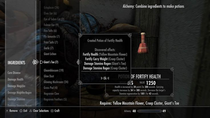 I'm pretty proud of this potion #games #Skyrim #elderscrolls #BE3 #gaming #videogames #Concours #NGC