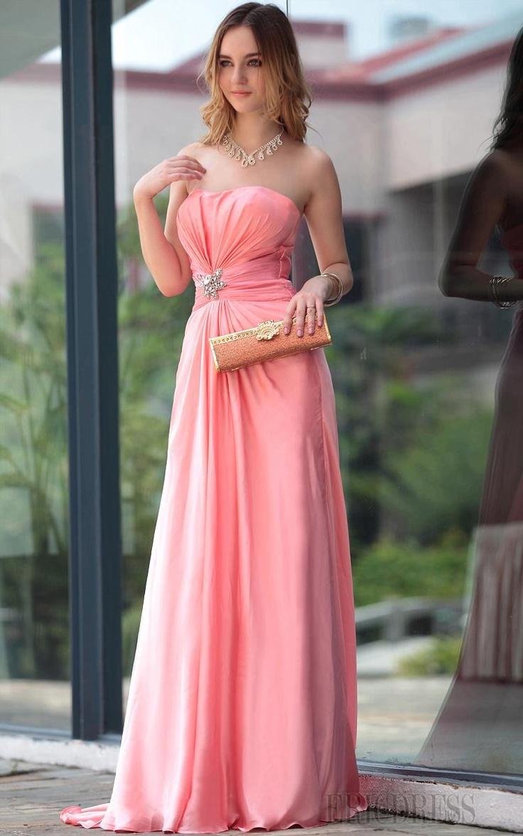 Mejores 11 imágenes de Gouns and Dresses en Pinterest | Vestidos ...