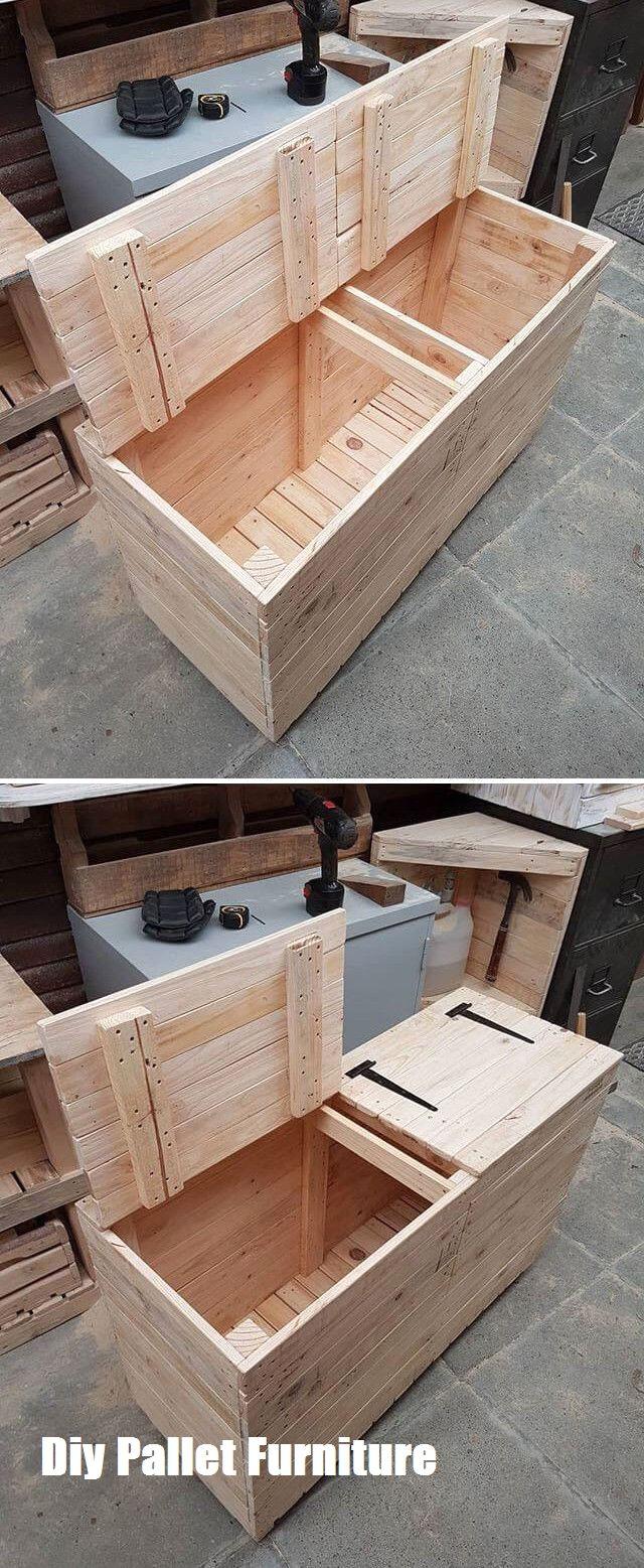 diy reclaimed wood furniture pallet to furniture diy pallet rh pinterest com