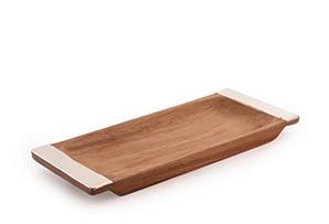 Pacara Wood Tray, Medium