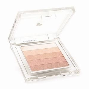 Physicians Formula Shimmer Strips in 'Malibu Strip' ~ 1/4 price makeup dupe of best selling DIOR Diorskin Shimmer Star in 'Amber Diamond' (also great dupe for Bobbi Brown Shimmer Bricks!) #makeupdupe #makeup #dupes