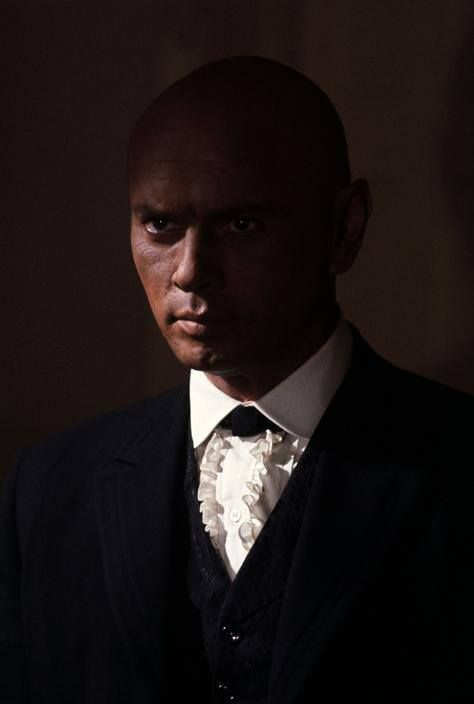 """Yul Brynner:  """"When I am dead and buried, on my tombstone I would like to have it written, 'I have arrived.' Because when you feel that you have arrived, you are dead."""""""