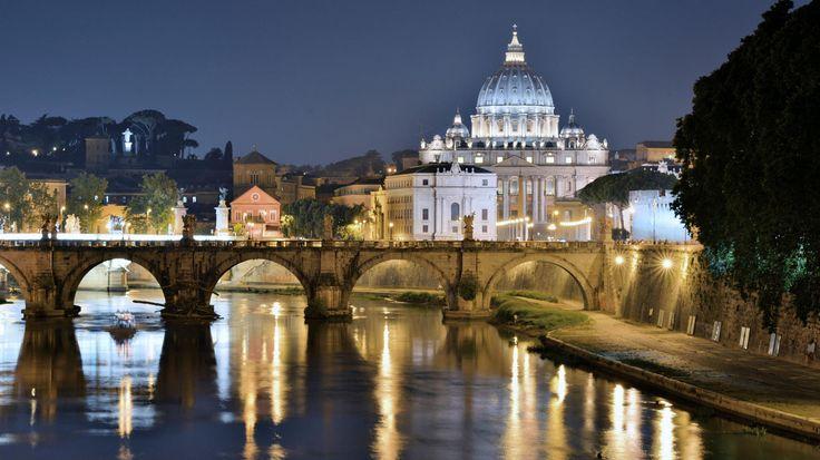 Rome, Saint Peter's basilica by Angelo Ferraris on 500px