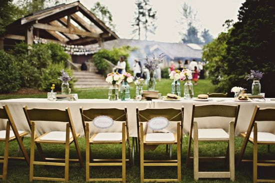 Outdoor Venue, Washington State Wedding