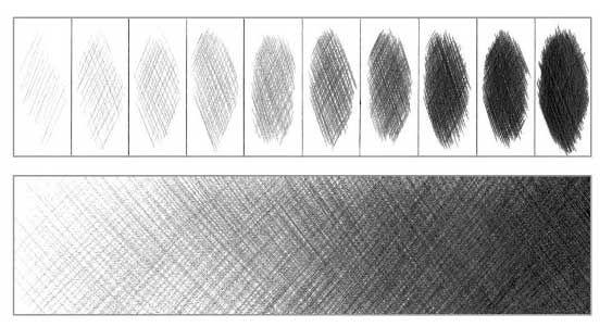 штриховка карандашом натюрморт - Поиск в Google