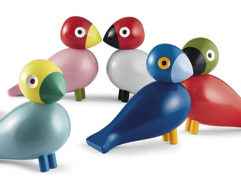 Kay Bojesen Songbirds