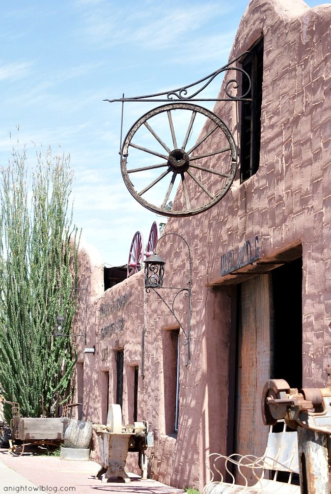 Great buildings and architecture in Old Town #ScottsdaleAZ