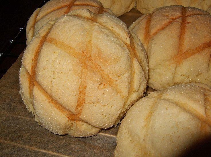Melonpan, japanisch (Rezept mit Bild) von eeeveee   Chefkoch.de