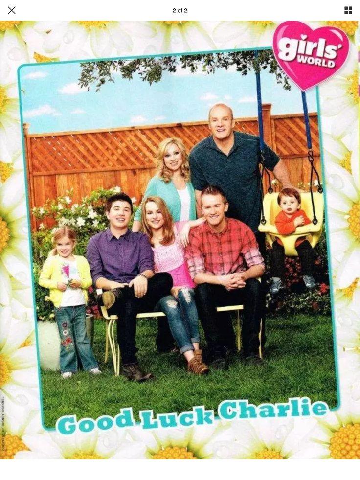 Good Luck Charlie Bridgit Mendler, Jason Dolley (Girls' World)