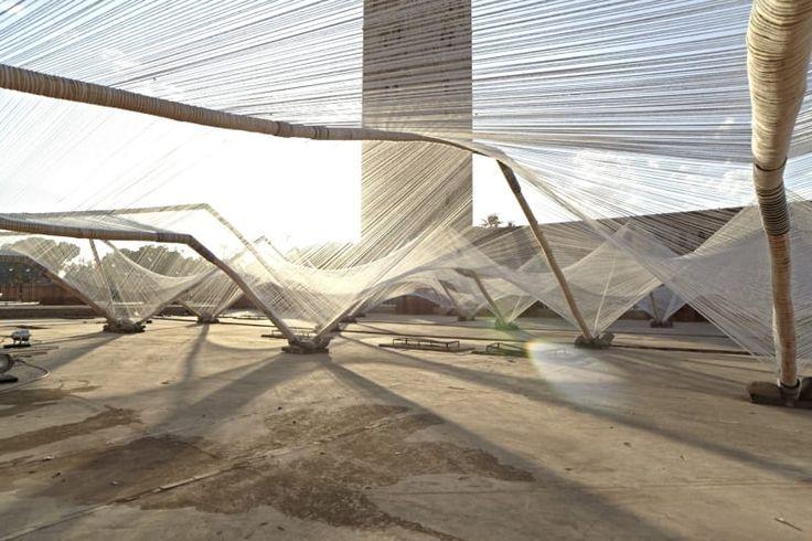 Barkow Leibinger Architekten · LOOM-HYPERBOLIC. Higher Atlas