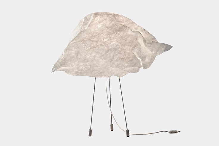 CRUMPLE TABLE LAMP