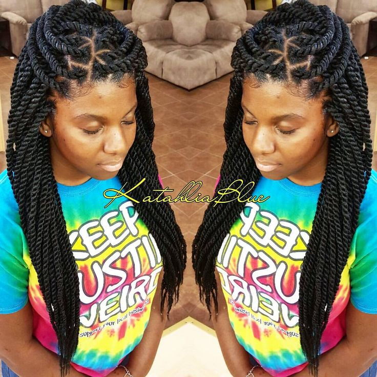 "73 Likes, 10 Comments - .K A T A H L I A  B L U E. (@katahlia_blue) on Instagram: ""Medium Marley Twists  #BlackGirlsRock #BlackHairMatters #BlackHairRocks #NaturalHairBeauty…"""